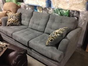 2057 Sofa Grey