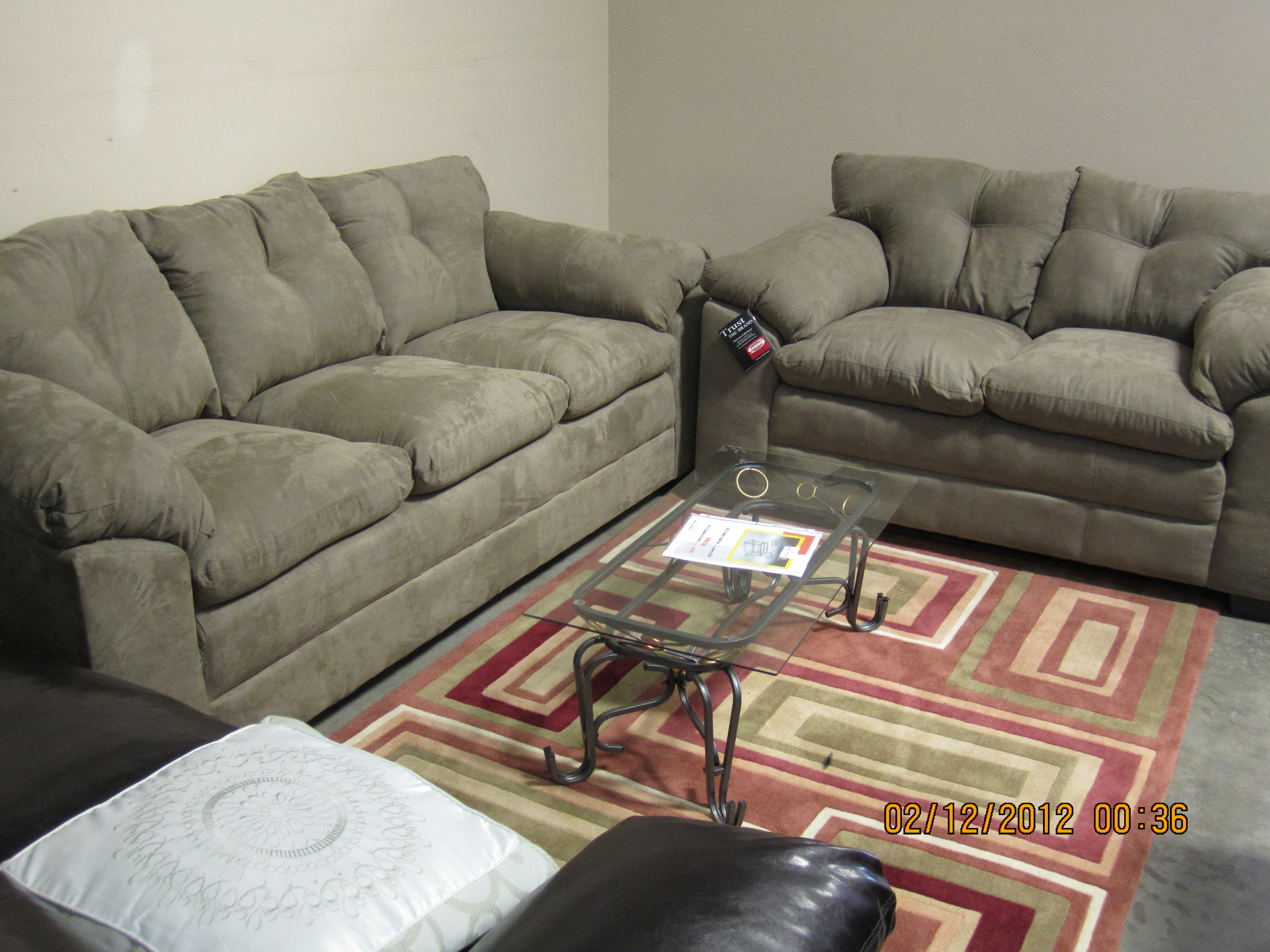National Brand Name Living Room Furniture Liquidation