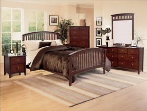 7550 Bedroom Set