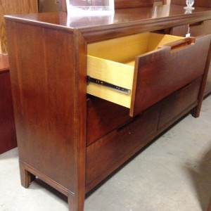 570 Dresser with Drawer Open