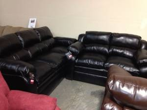 5066 Black Leather S-L