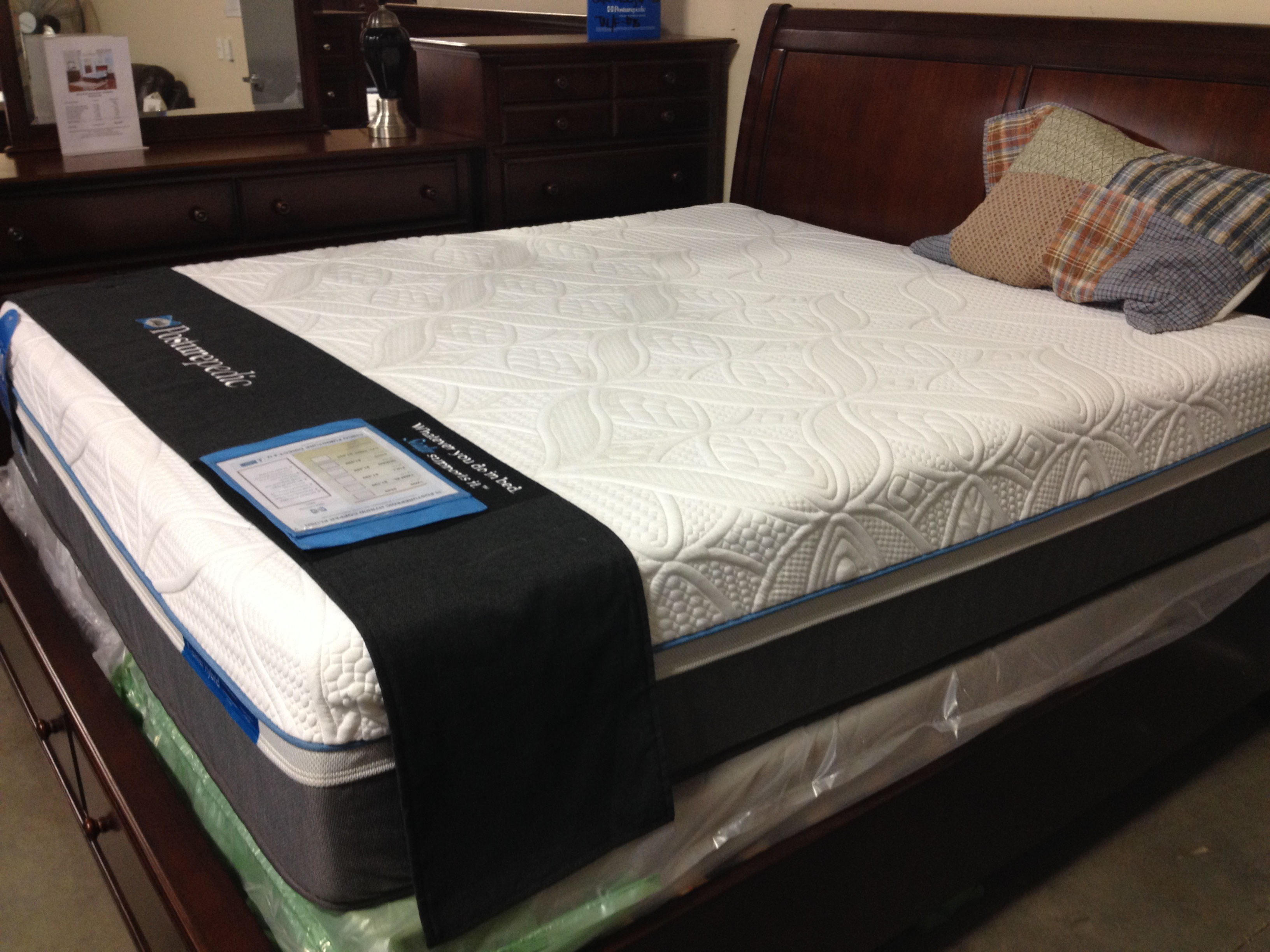 Sealy Posturepedic Hybrid Mattress Sets Copper Cal King