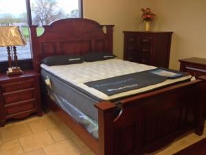 Queen Bedroom Set - $1,799