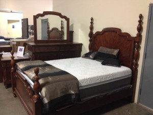 Queen Set - $999 - includes Dresser/Mirror-Nightstand-Queen Bed