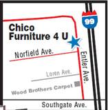 Chico Furniture Direct 629 Entler, Suite #1 Chico, CA 95928