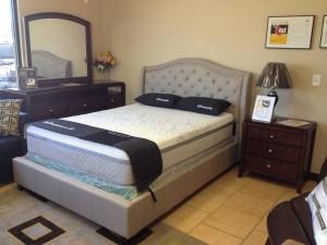 5262 Queen Bed Fabric