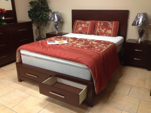 King Set - $1650 includes Bed, Dresser, Mirror, (2) Nightstands, & Chest