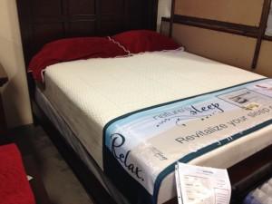 Natures Sleep Sapphire AGT Memory Foam Mattress Set