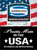 Simmons Made in USA