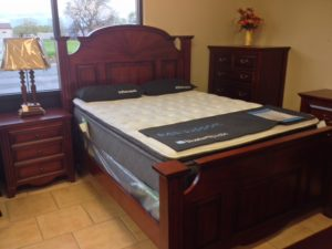 Complete Set - $1,799 includes Bed, Dresser, Mirror, (2) Nightstands & Chest (willing to separate)